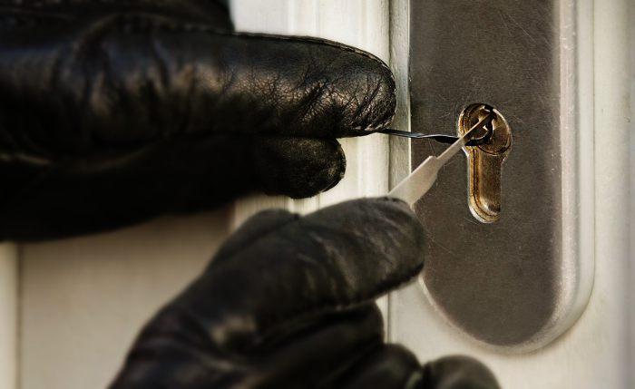 Los ladrones utilizan las aperturas con destreza solo en un 5% de los casos.