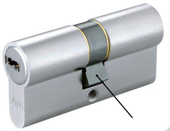 C mo reconocer un cilindro europeo de alta seguridad for Bombines de alta seguridad