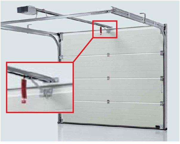 Puertas de garaje motorizadas por qu necesitan una - Motor para puerta seccional ...