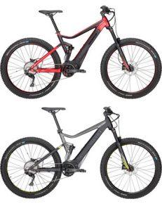 Bicicleta de montaña robada + Bicicleta de montaña nueva