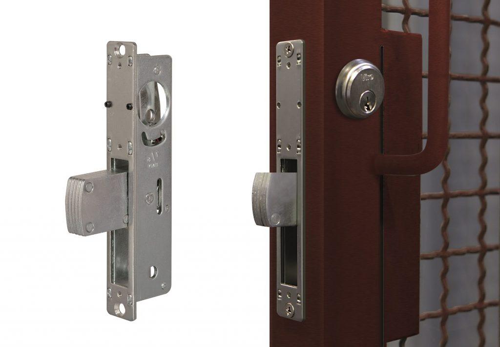 Cerradura de embutir con gancho basculante  Viro art. 8513